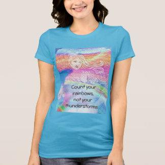 Camiseta Condado sus arco iris