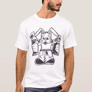 Camiseta conejito de la pintada