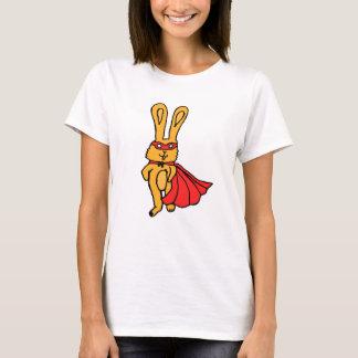 Camiseta Conejito del héroe