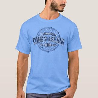 Camiseta Coney Island Brooklyn Nueva York América retra