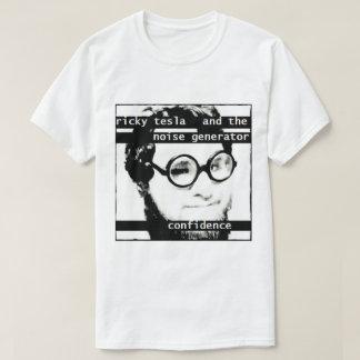 """Camiseta """"Confianza"""" - Ricky Tesla (hombres)"""