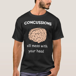 Camiseta Conmociones cerebrales (v2)