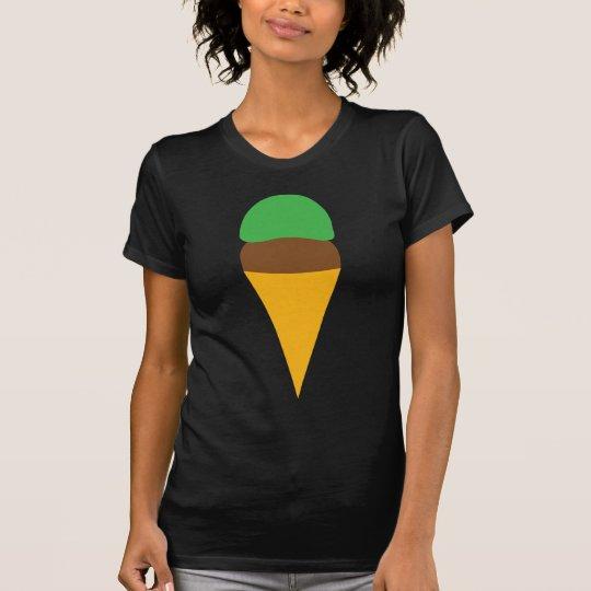 Camiseta cono de helado