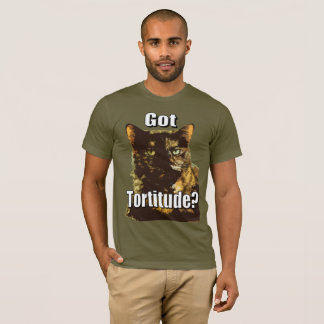 Camiseta conseguida de Tortitude American Apparel
