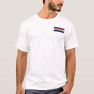 Camiseta Conservador. Republicano. Americano