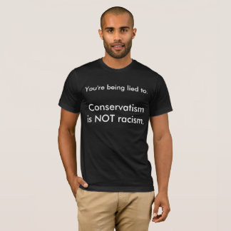 Camiseta Conservadurismo