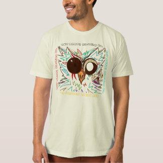 Camiseta ¡CONSIGA DOBLADO! - Búho