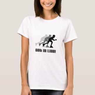 Camiseta Consiga en línea