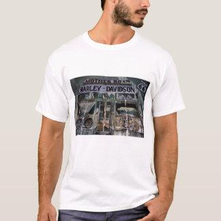 Camiseta Consiga sus retrocesos