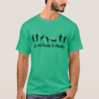 Camiseta ¡Consigamos listos para tropezar! El día de St