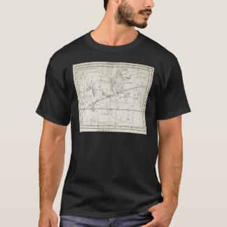 Camiseta Constelación 1795 de la estrella de Leo del