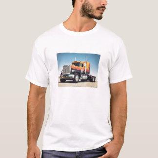 Camiseta Construido como un camión del mack