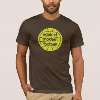 Camiseta Contra el fútbol moderno (Brown/cal)