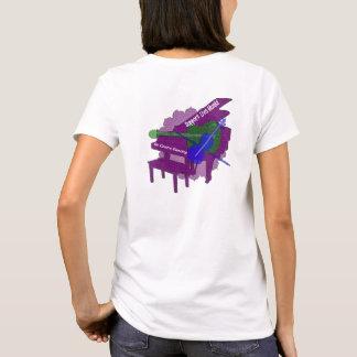 Camiseta Contra la danza - música en directo