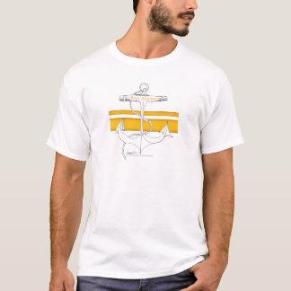 Camiseta contralmirante del oro, fernandes tony