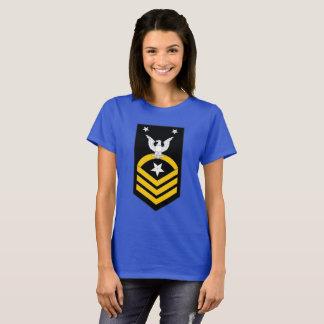 Camiseta Contramaestre del jefe del amo del comando E-9
