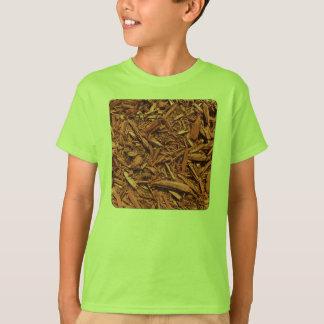 Camiseta Contratista grande del paisaje del modelo del