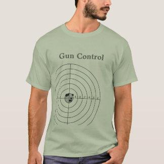 Camiseta Control de armas
