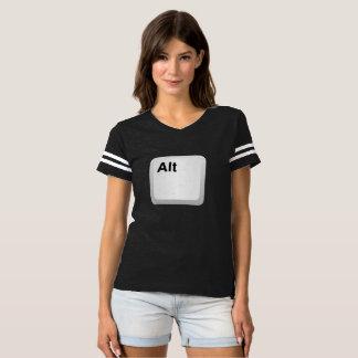 Camiseta Controle la cancelación del Alt