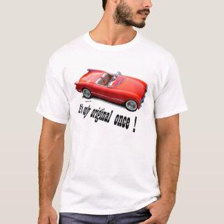 Camiseta Convertible 1955 de Chevrolet Corvette