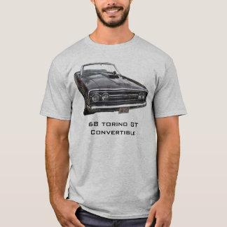 Camiseta convertible de 68 torino GT