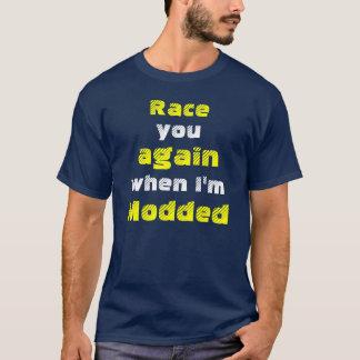 "Camiseta Cookout ""raza de JDM que usted"" junta con te otra"