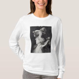 Camiseta Copia de un retrato de Marie-Antonieta