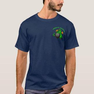 Camiseta Copia del logotipo 4 de los bolos del dragón,