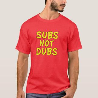 Camiseta Copias de los submarinos no