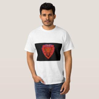 """Camiseta """"Corazón"""" 2017 del leopardo"""