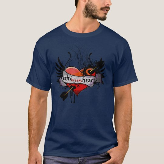 Camiseta Corazón breaky Achy
