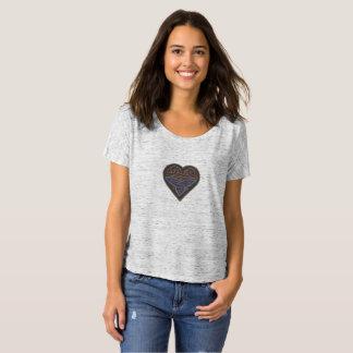Camiseta Corazón céltico