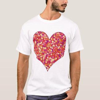 Camiseta Corazón de corazones