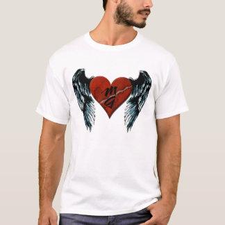 Camiseta Corazón de Emo