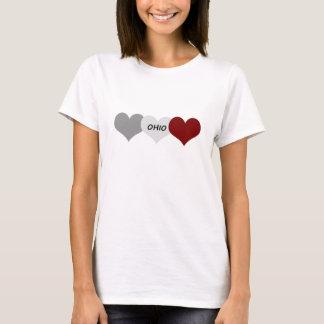 Camiseta Corazón de Ohio