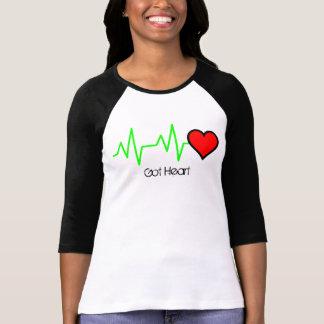 Camiseta Corazón del cardiograma de EKG
