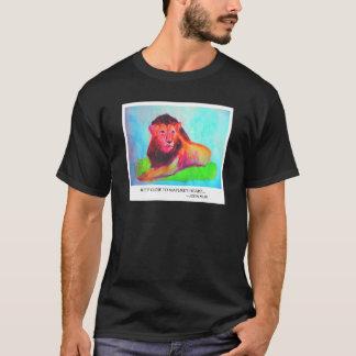 Camiseta Corazón del león - protección John Muir del animal