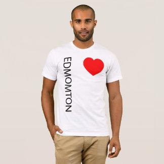 Camiseta Corazón grande Edmonton