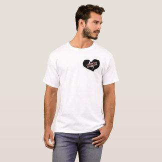 Camiseta Corazón remendado