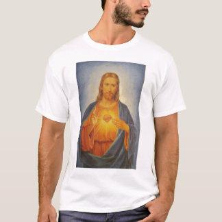Camiseta Corazón sagrado de Jesús