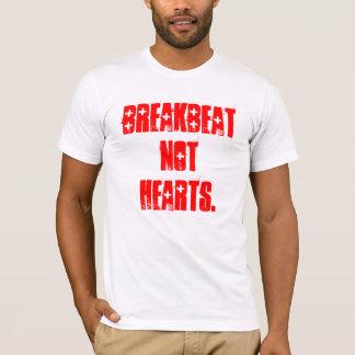 Camiseta Corazones de BREAKBEAt no