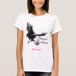 Camiseta Corbeau magnífico