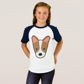 Camiseta Corgi