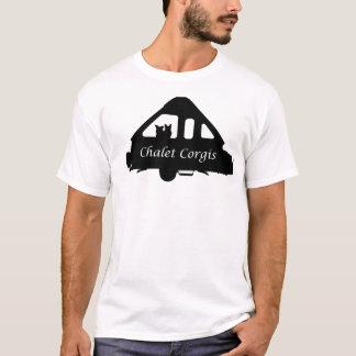 Camiseta Corgis del chalet
