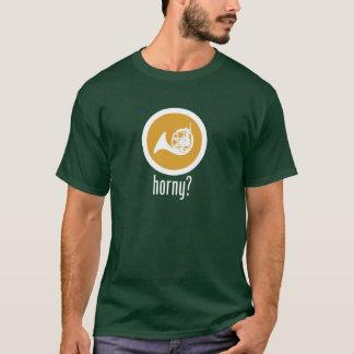 Camiseta córnea de la trompa