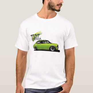 Camiseta Corolla sr5 de toyota te27