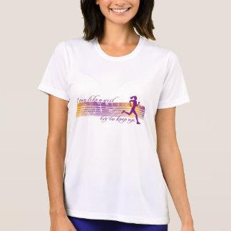 Camisetas deportivas de mujer