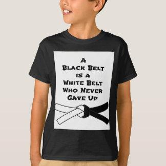 Camiseta Correa negra