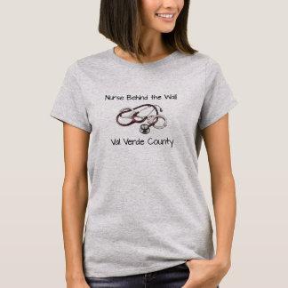 Camiseta correccional de la enfermera - modificada