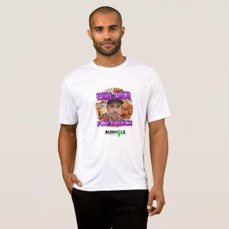 Camiseta Correrá para el brunch